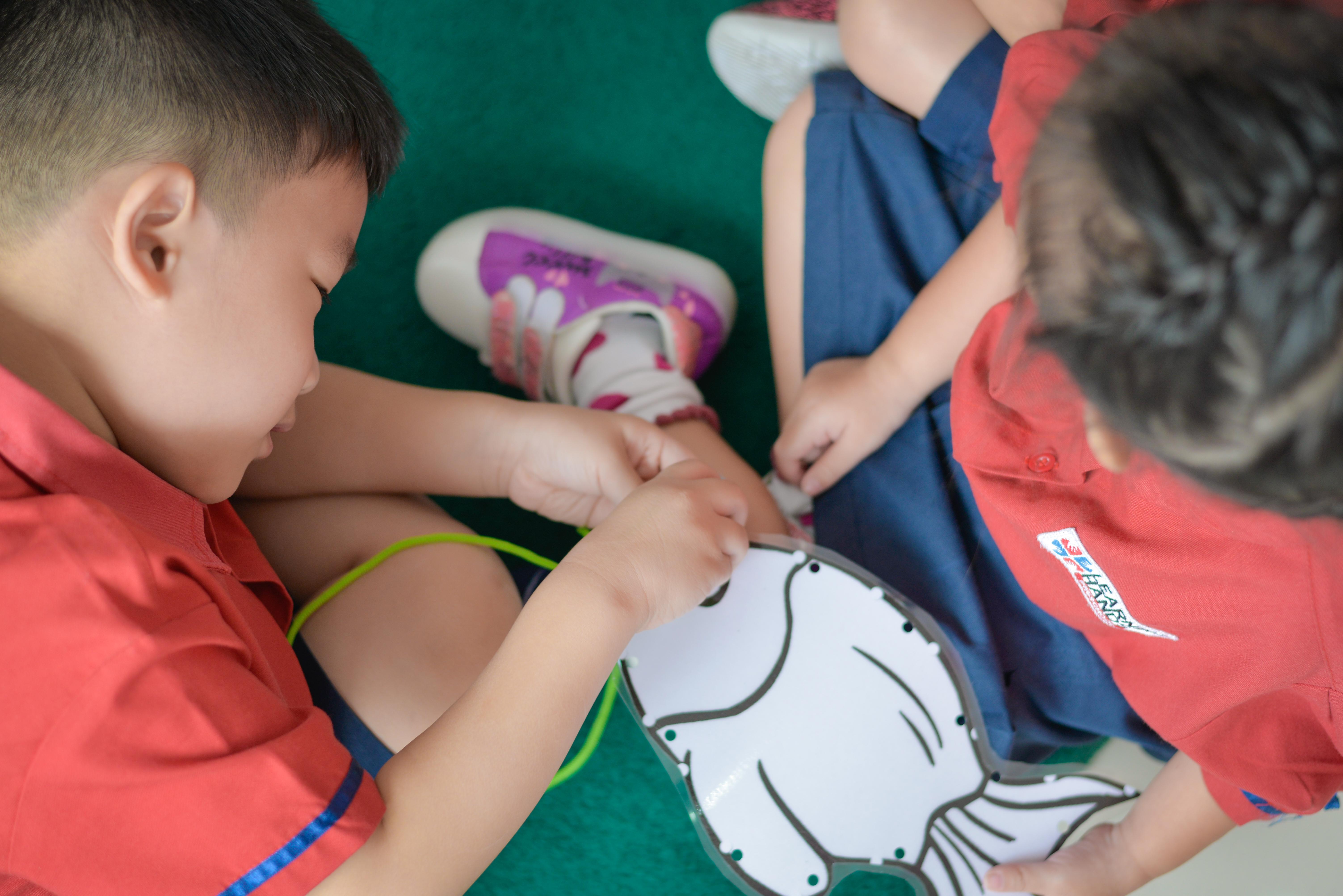 learning hands preschool 4